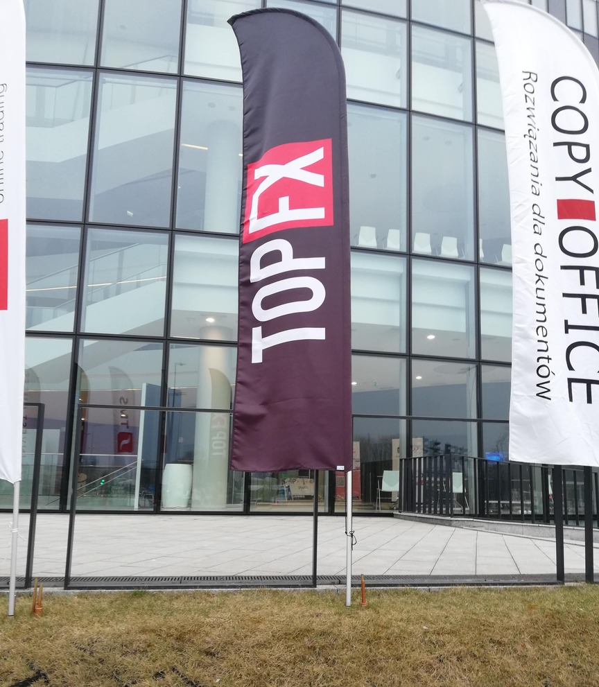 TopFX attends Invest Cuffs 2019-Flag
