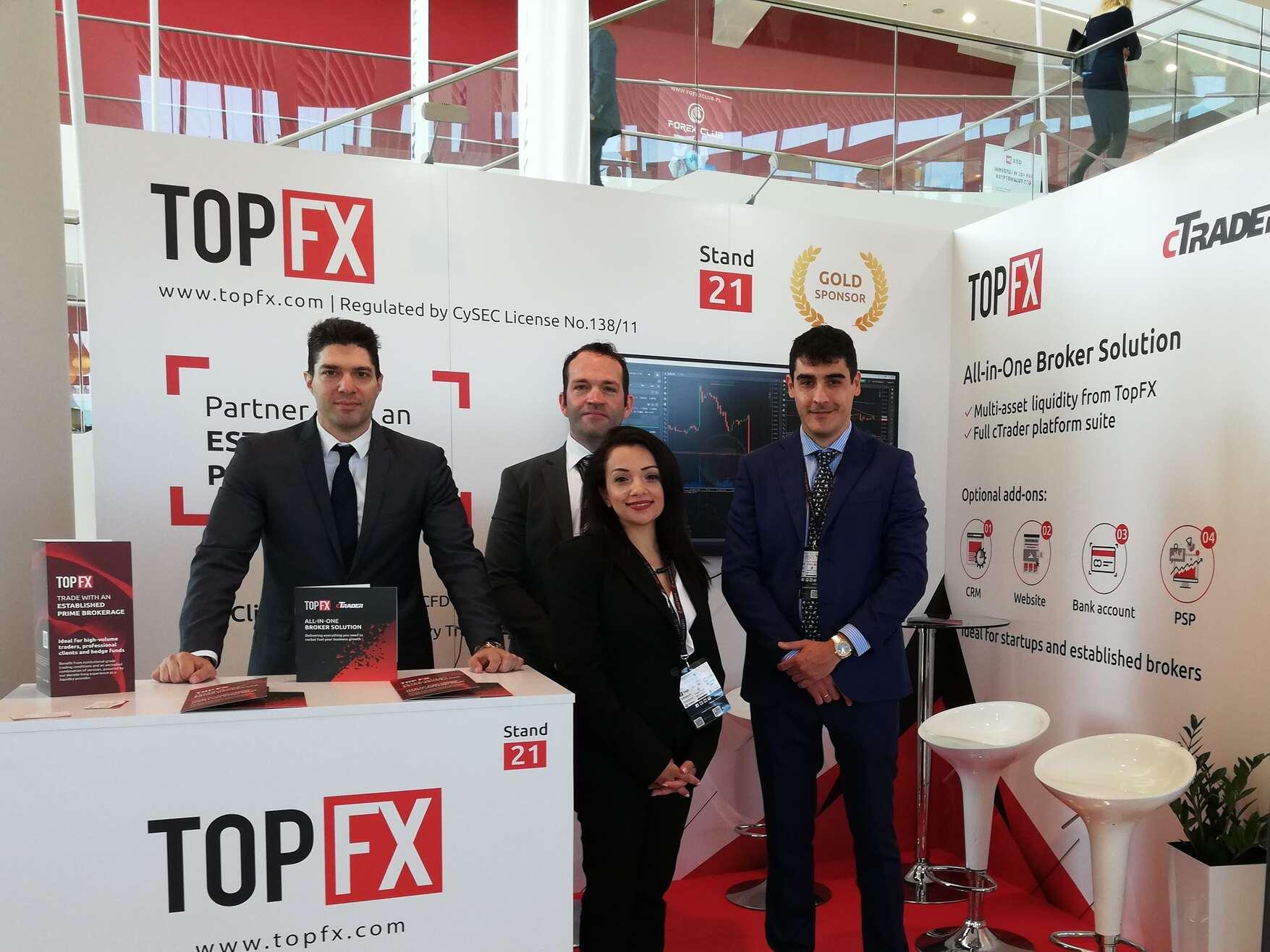 TopFX attends Invest Cuffs 2019-The team